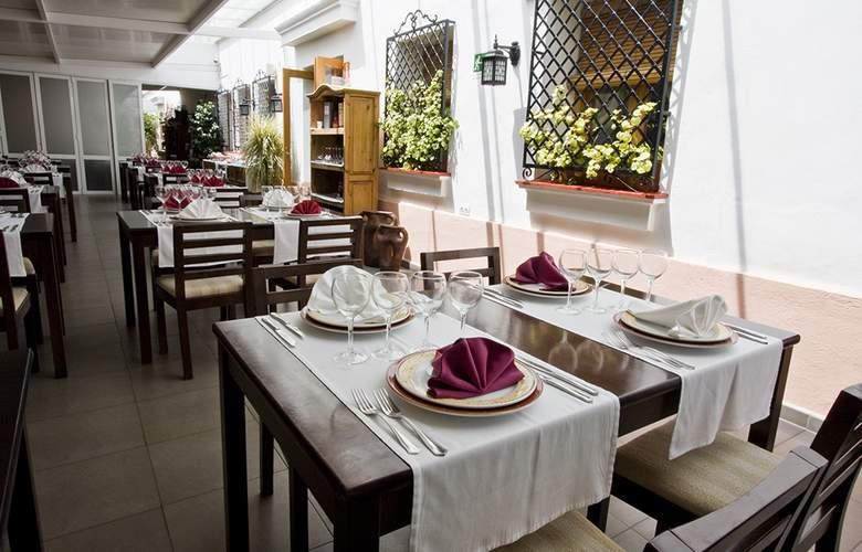 Rosaleda Doncel - Restaurant - 4