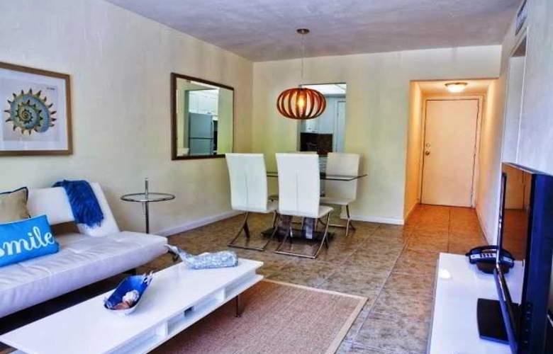 Coral Reef Suites Key Biscayne Mia - Room - 4