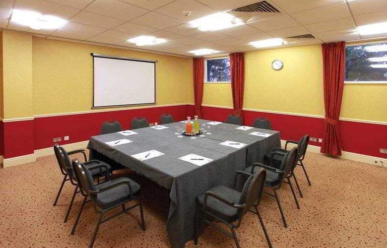 Best Western Gonville - Conference - 4