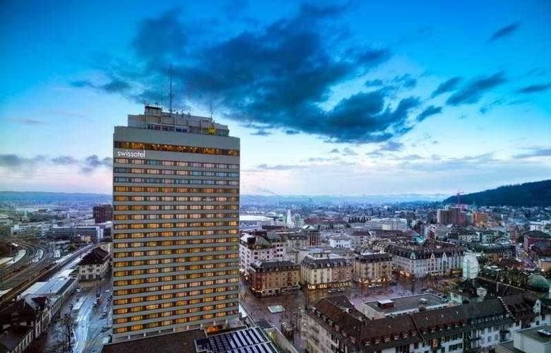 Swissotel Zurich - Hotel - 0