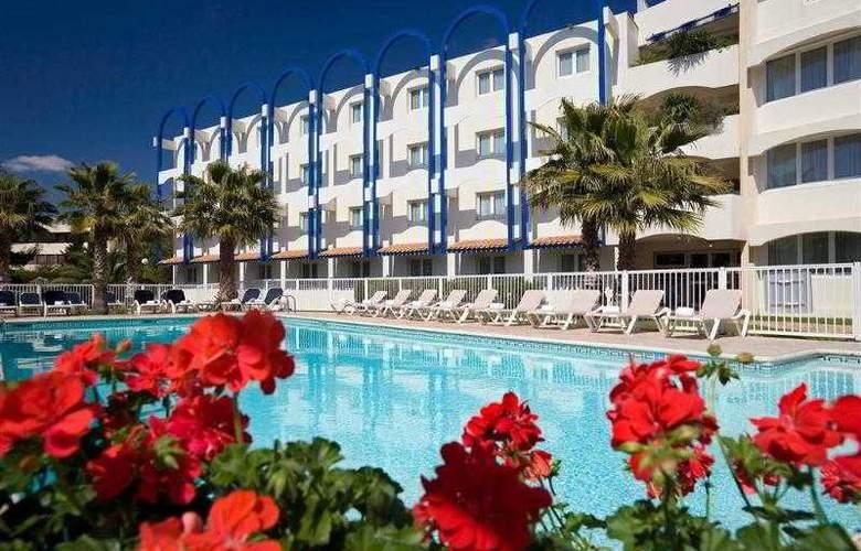 Novotel Montpellier - Hotel - 16