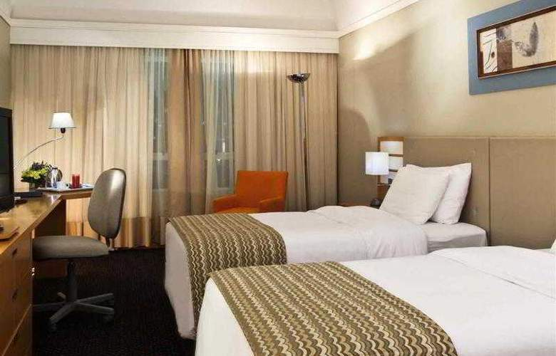 Mercure Belo Horizonte Lagoa dos Ingleses - Hotel - 21