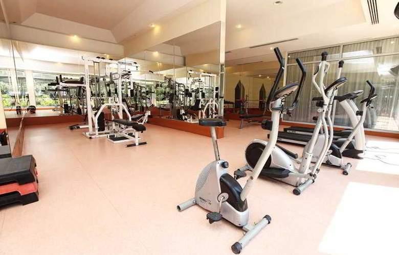 Palm Wings Ephesus Resort Hotel - Sport - 27