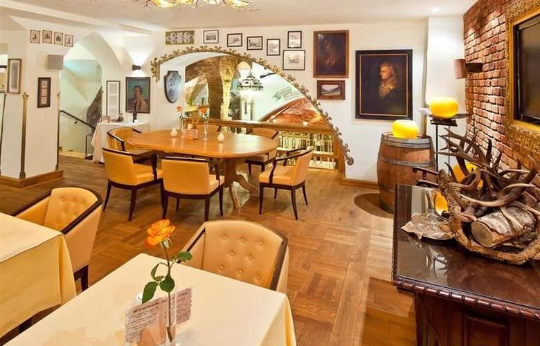 Best Western Hotel Goldener Adler - Restaurant - 66