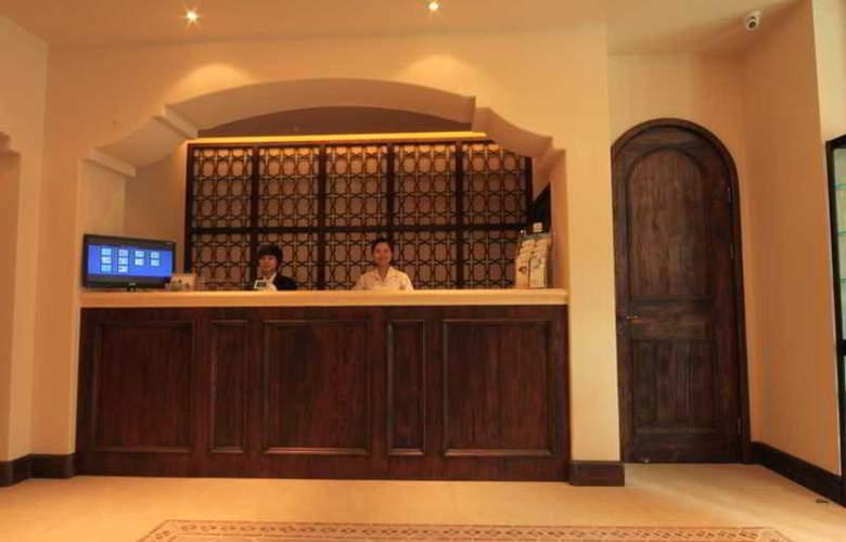 Jinjiang Inn (Russian Street,Railway Station,Dalia - General - 1