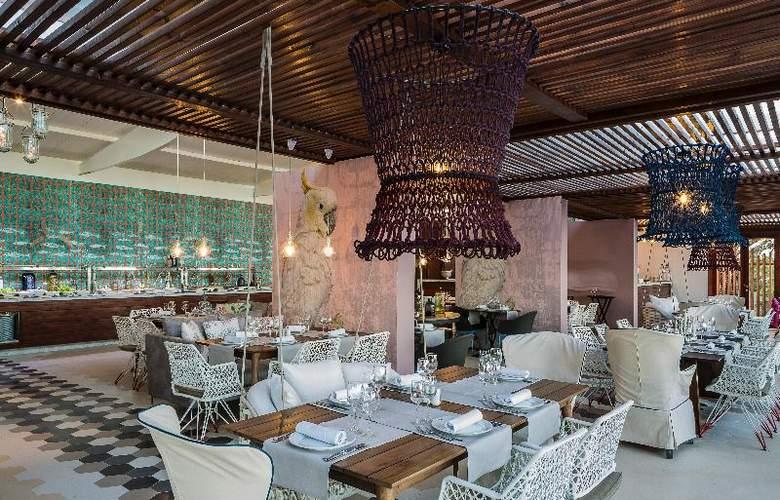 Grand Palladium Palace Ibiza Resort & Spa - Restaurant - 27