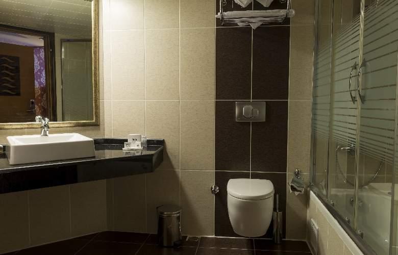 Pasa Beach Hotel - Room - 6