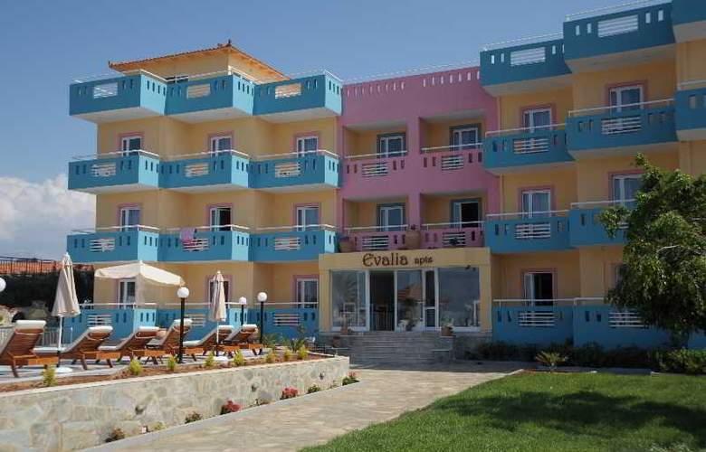 Evalia Apts - Hotel - 0