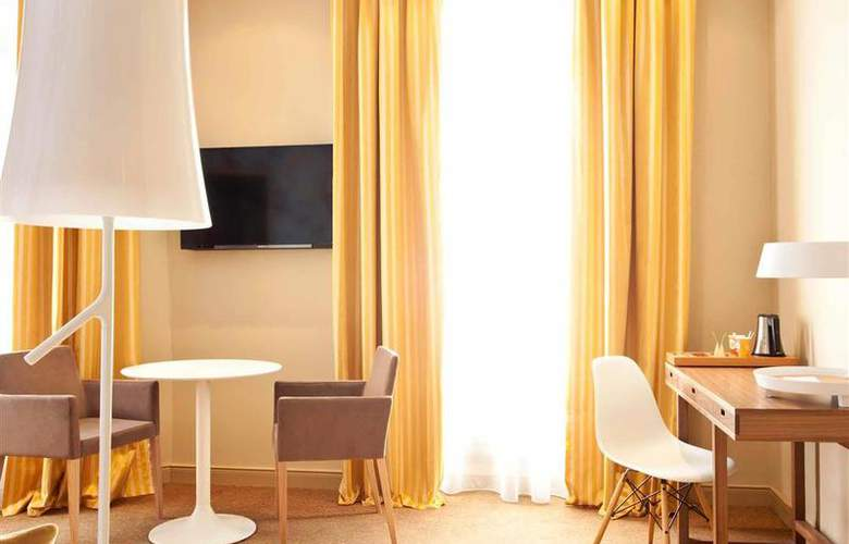 Mercure Brides-Les-Bains Grand Hôtel Des Thermes - Room - 8