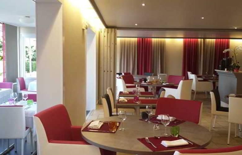 Inter-Hotel Alizea - Restaurant - 2