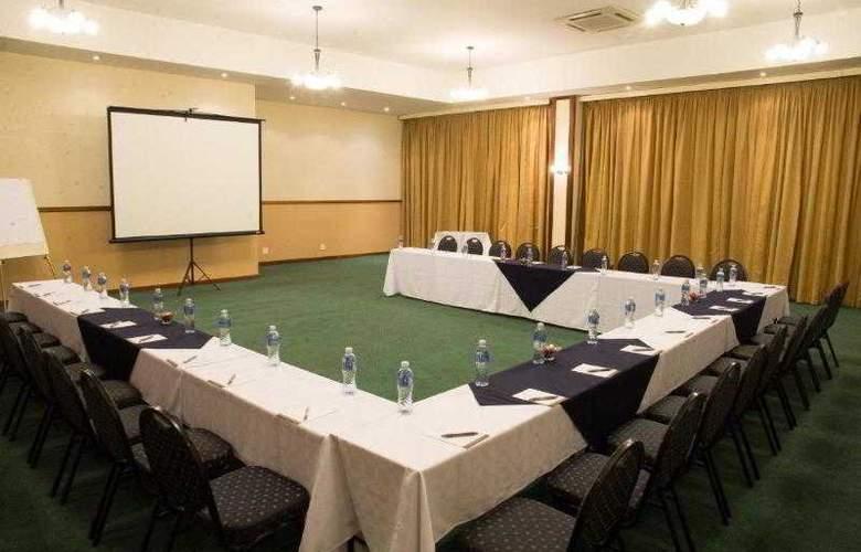 Premier Hotel King David - Conference - 8