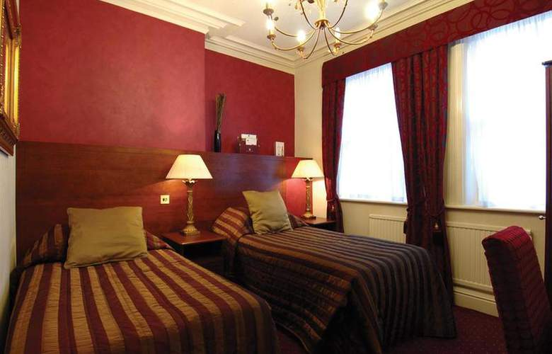 Hallmark Inn Chester - Room - 4
