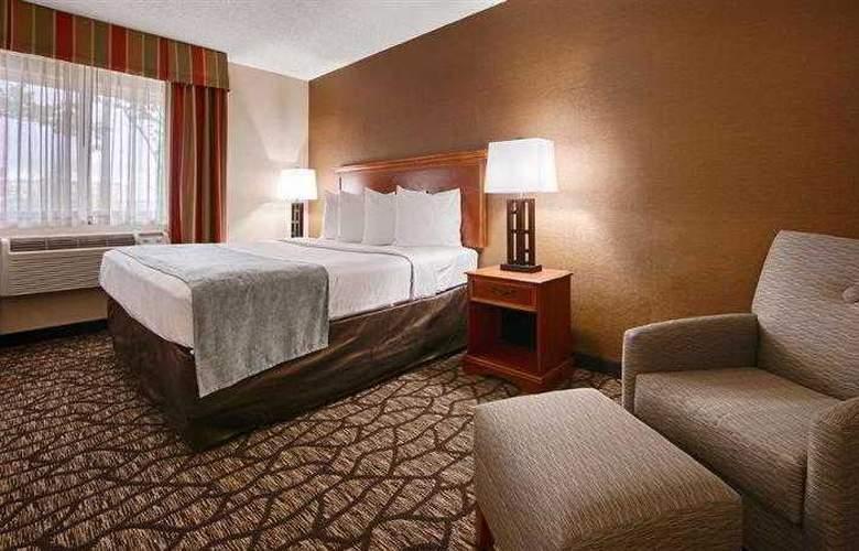 BEST WESTERN Hospitality Hotel - Hotel - 31
