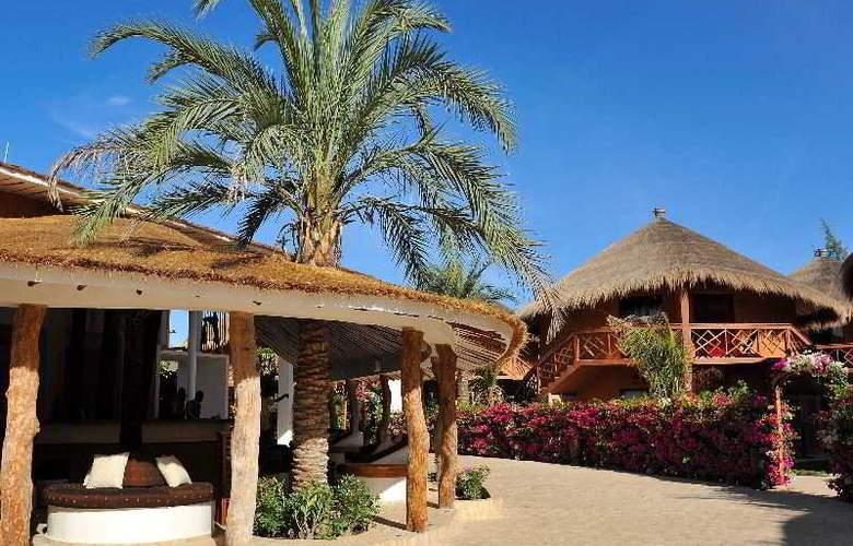 Lamantin Beach Hotel - Terrace - 18