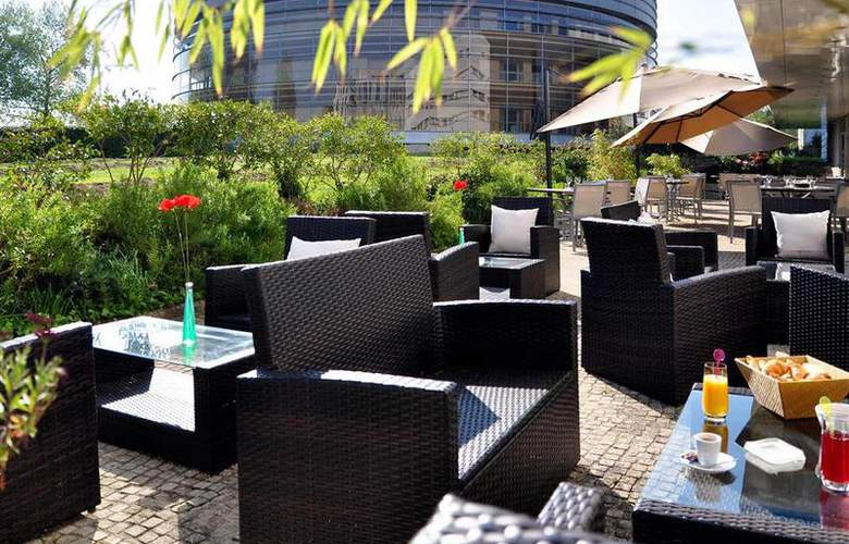 Novotel Nantes Centre Gare - Restaurant - 12