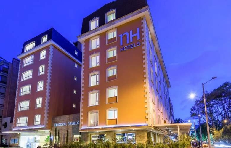 NH Bogotá Pavillon Royal - Hotel - 9