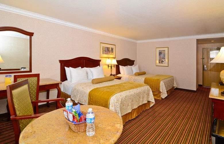 Best Western Newport Mesa Hotel - Room - 84