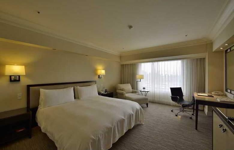 The Sherwood Hotel Taipei - Room - 12