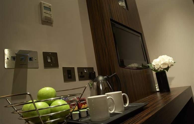 Best Western Maitrise Suites - Room - 69