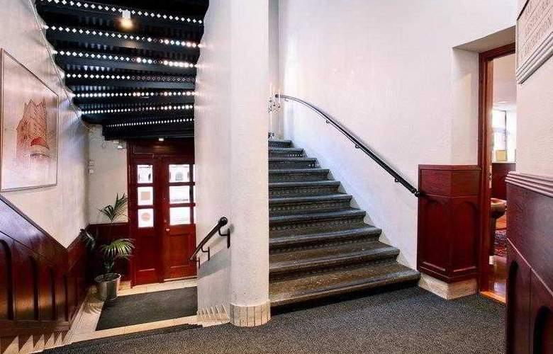 BEST WESTERN Tidbloms Hotel - Hotel - 6