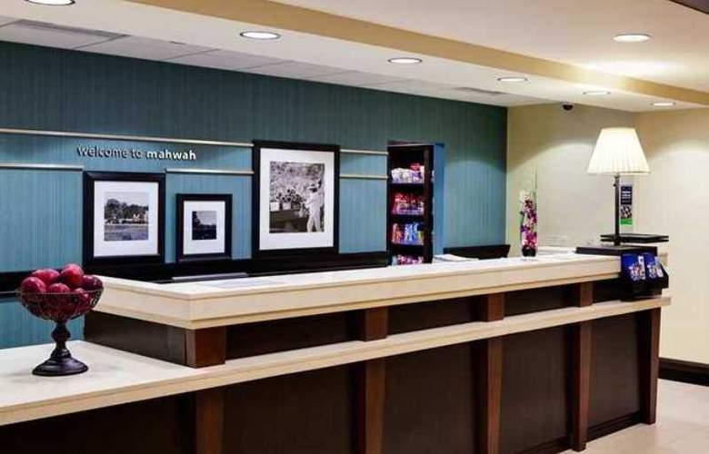 Hampton Inn & Suites Mahwah - Hotel - 9