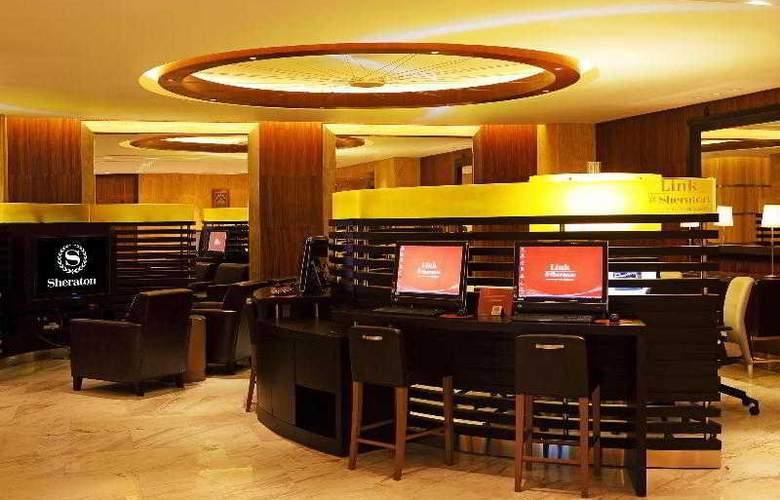 Sheraton Tianjin - Hotel - 9