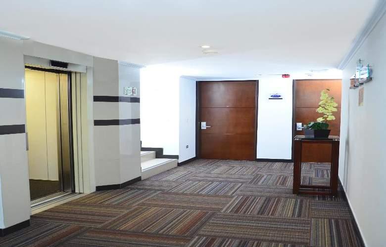 San Pablo Bogota - Room - 14