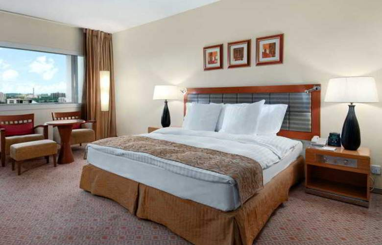 Transcorp Hilton Abuja - Room - 8