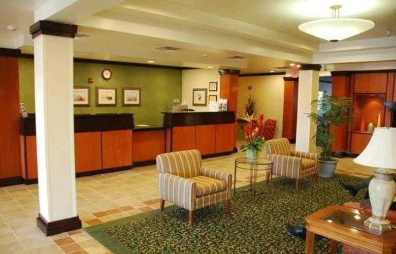 Fairfield Inn & Suites Hinesville Fort Stewart - Hotel - 10
