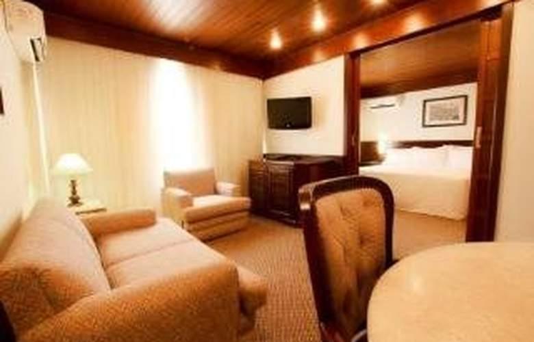 Lancaster Hotel & Business - Room - 7