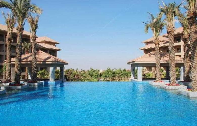 Dusit Thani LakeView Cairo - Pool - 8