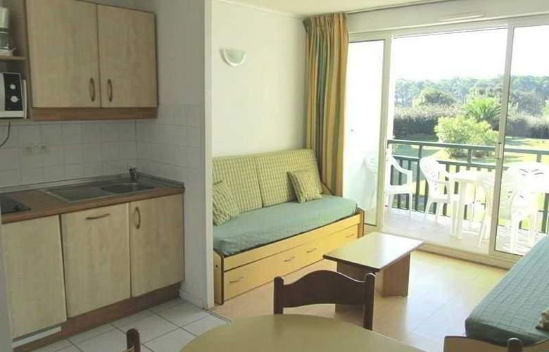 Mer Et Golf Ilbarritz - Room - 34