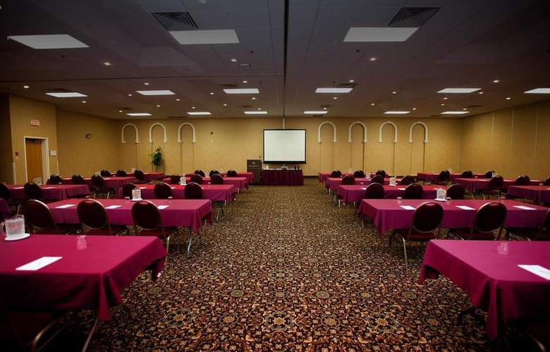 Best Western Glengarry Hotel - Conference - 93