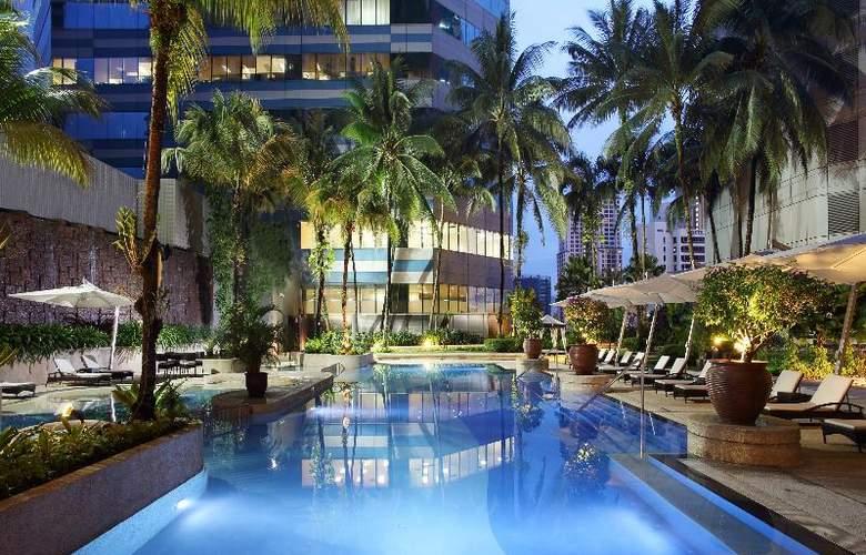 InterContinental Kuala Lumpur - Pool - 7