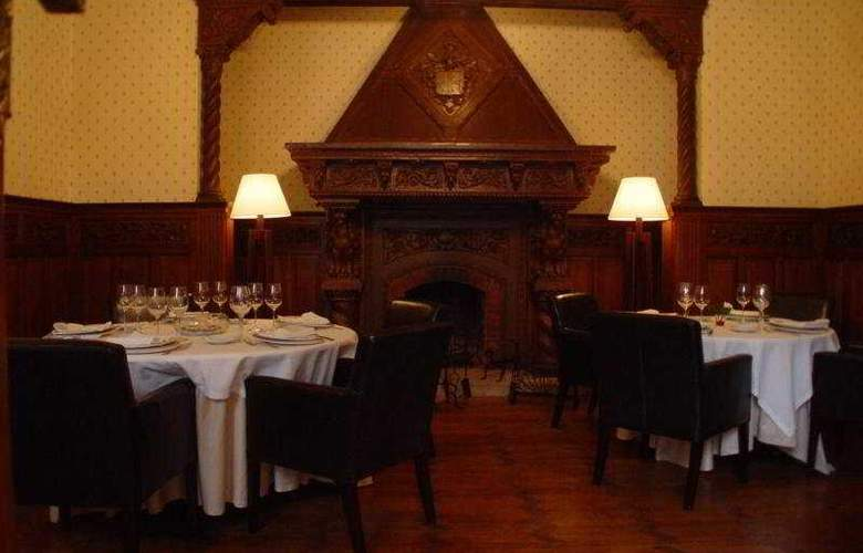 Palacio Arteaga - Restaurant - 6