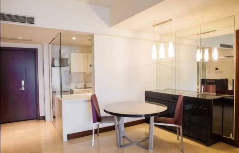 Yopark Serviced Apartment Jingan Four Season - Room - 2