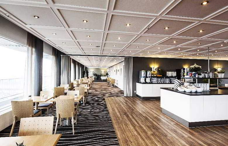 First Hotel Atlantic - Restaurant - 12