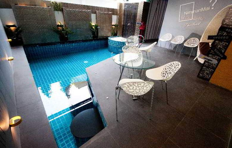 Nimman Mai Design - Pool - 29