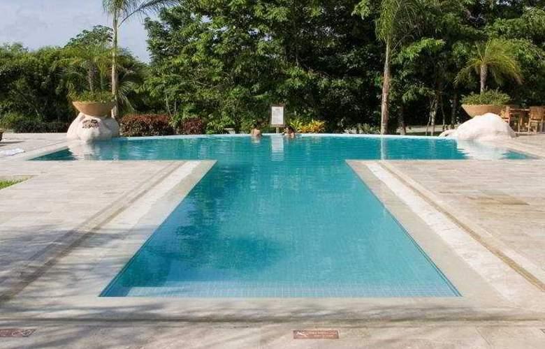 Holiday Inn Express Playacar - Pool - 7