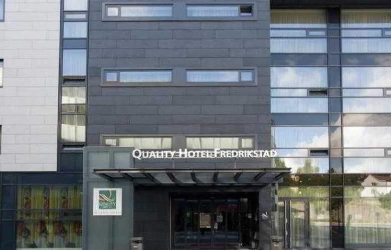 Quality Fredrikstad - Hotel - 1