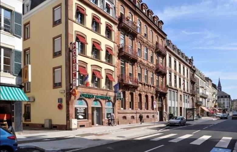 Couvent Du Franciscain - Hotel - 8