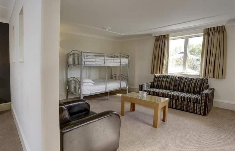 Best Western Stoke-On-Trent Moat House - Room - 74