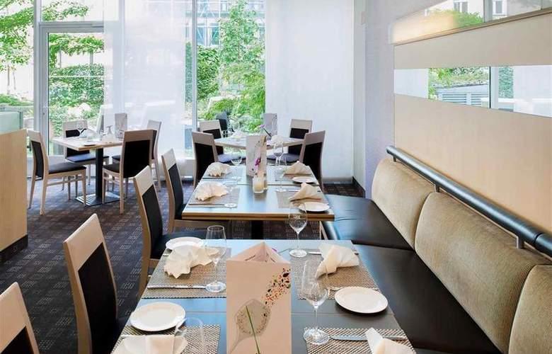 Mercure Berlin City - Restaurant - 85