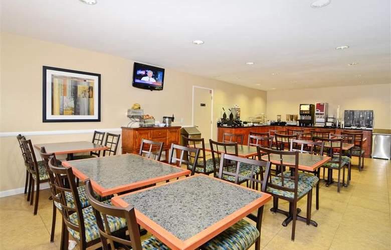 Best Western Mission Bay - Restaurant - 94