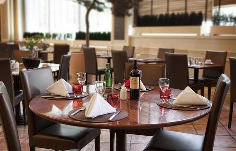 Best Western Le Galice Centre-Ville - Restaurant - 111