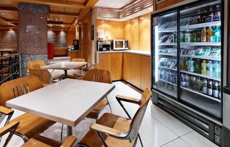 Holiday Inn Express Puerto Madero - Bar - 7