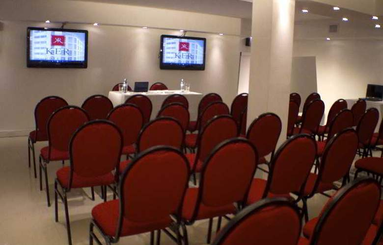 Ker Urquiza Hotel & Suites - Conference - 13