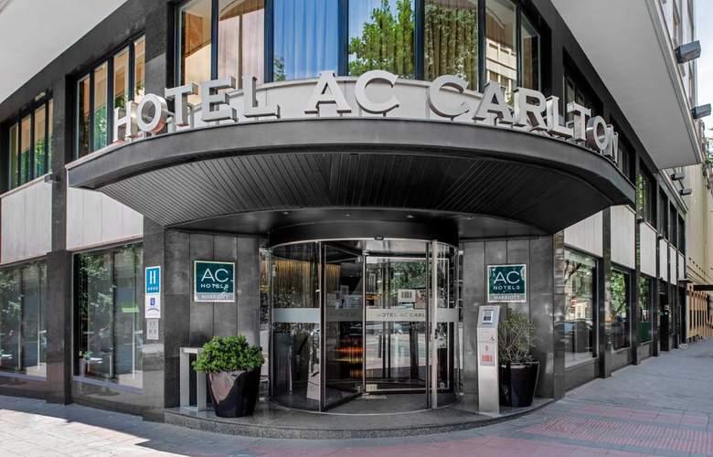 AC Carlton Madrid - Hotel - 0