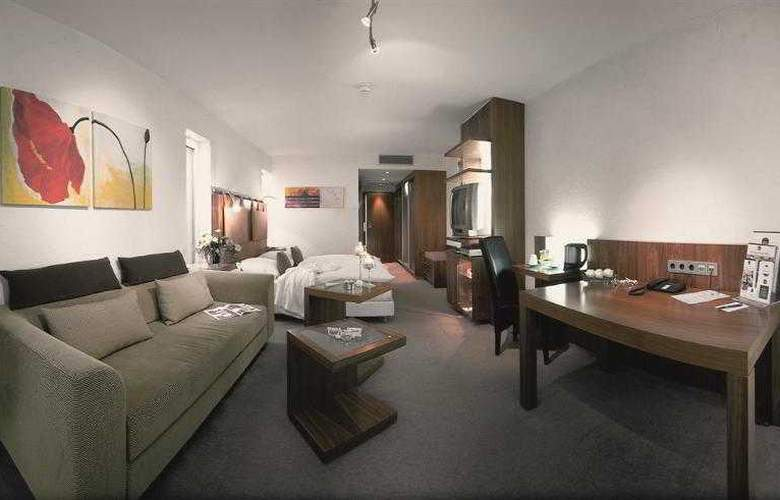 Best Western Parkhotel Oberhausen - Hotel - 41