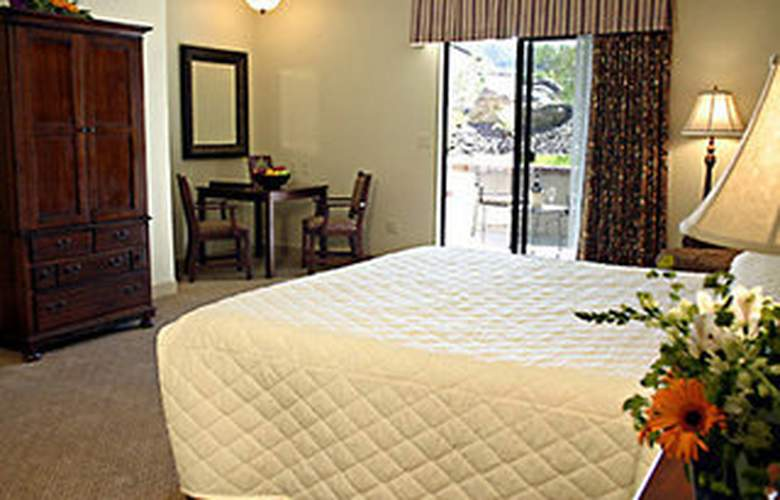 Paso Robles Inn - Room - 5